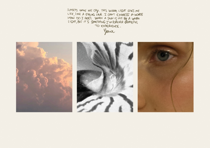 Gaia bonanomi photography personal project home website